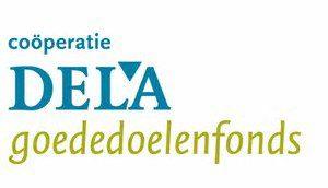 DELA goededoelenfonds logo